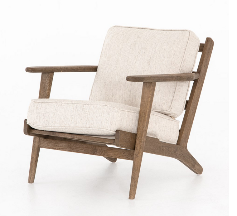 BROOKS LOUNGE CHAIR- AVANT NATURAL