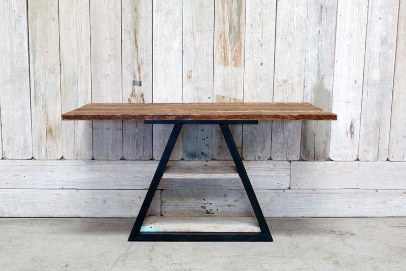 CUSTOM A FRAME CONSOLE TABLE