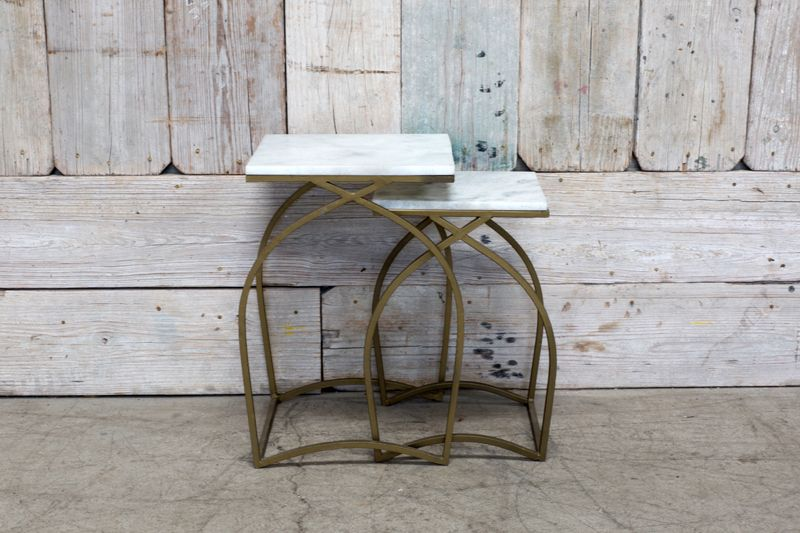 EVER NESTING TABLES - SET OF 2