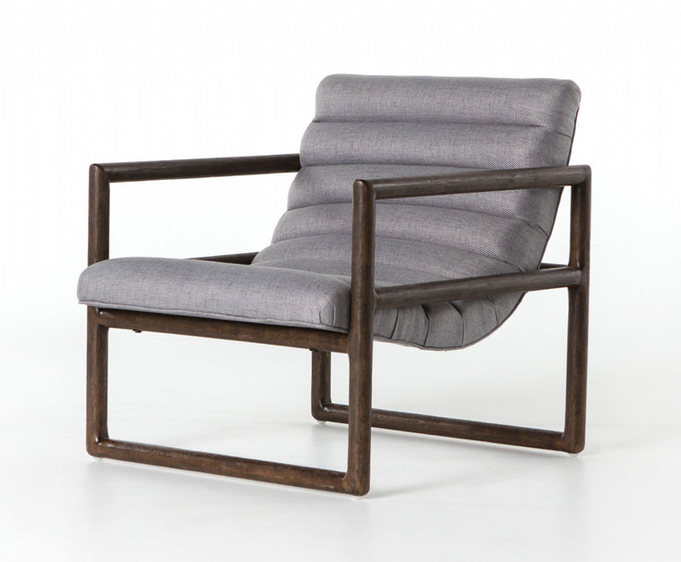 FITZ CHAIR - AXIS SILVER
