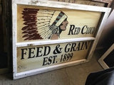 Red Cloud Feed and Grain Large