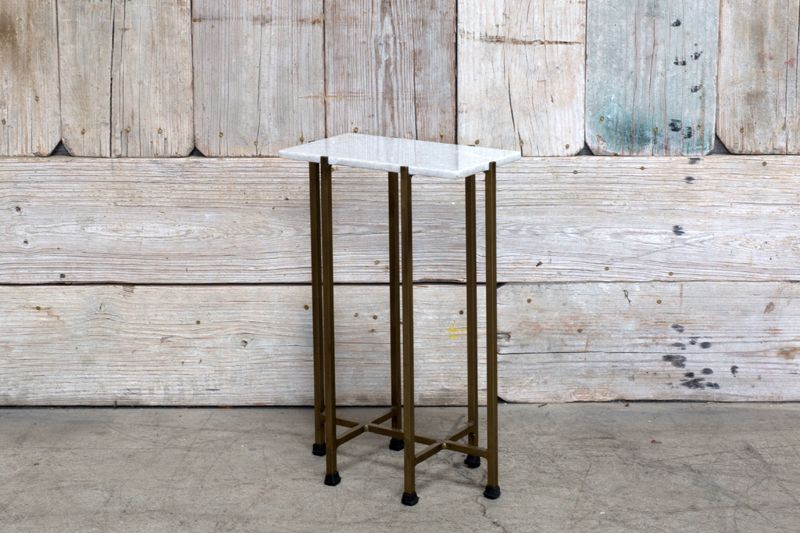 SHIMMER SIDE TABLE