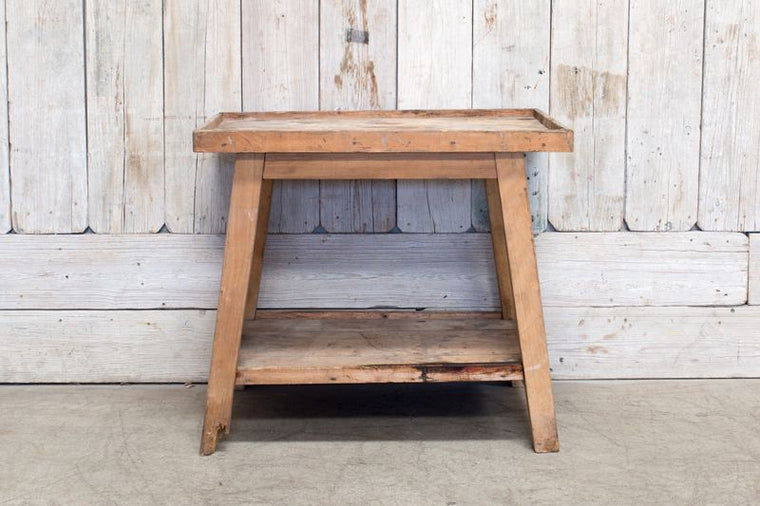 VINTAGE WOODEN TABLE