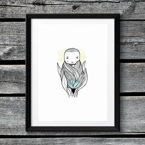 Baby Shower Gift Guide: best limited edition prints for baby