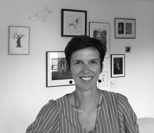 Interview with Virginie Cognet: on drawing, plants and inspiration.