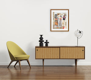 Sleeping (Duermen) by Patricia Tewel - Toi Gallery