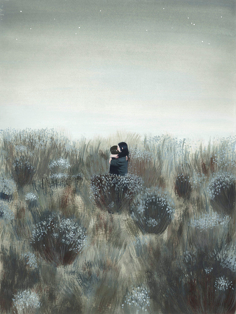 Hug by Miren Asiain Lora - Toi Gallery