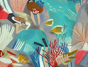 Under the Sea by Beatrice Cerocchi - Toi Gallery