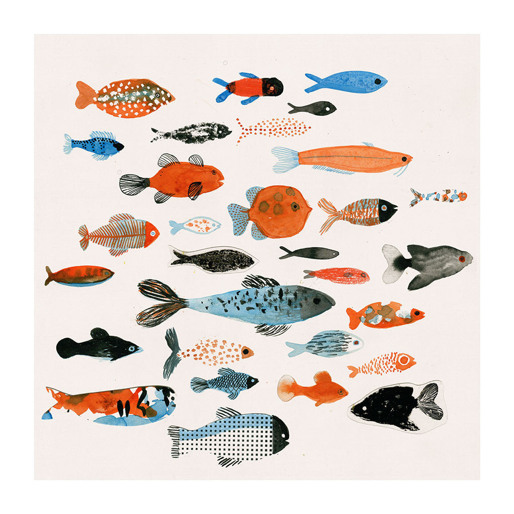 Clean Fish - Toi Gallery