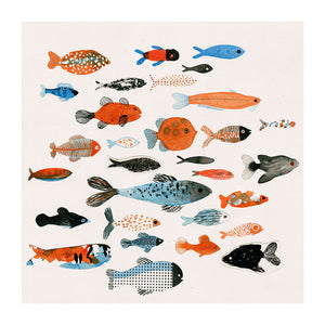 Clean Fish by Violeta Lopiz - Toi Gallery