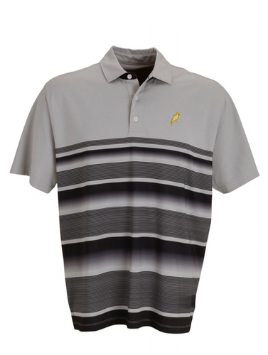 PRO FADE STRIPE POLO - Yellowhammer Supply Co.