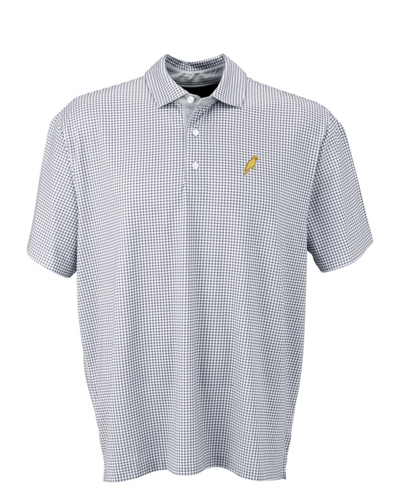 PRO MINI-GINGHAM POLO