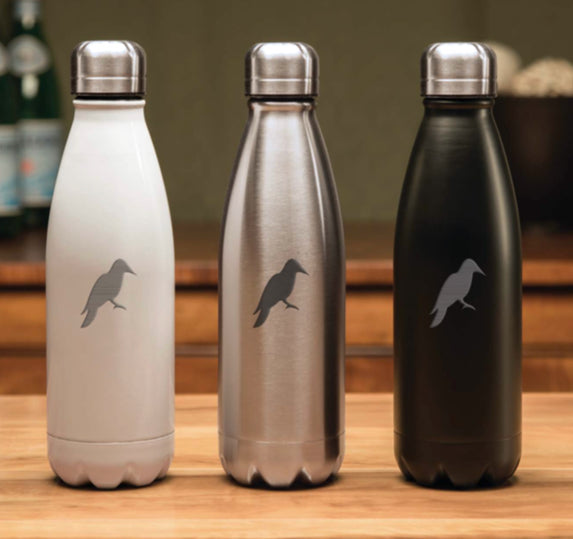Yellow Hammer Insulated Bottle