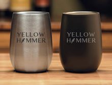 BLACK STEMLESS WINE - 9oz - Yellowhammer Supply Co.