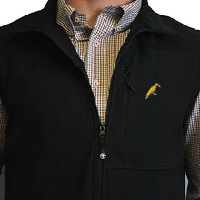 SOFT SHELL VEST - BLACK - Yellowhammer Supply Co.