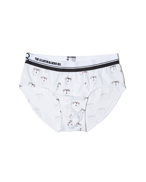 bespoke white boxer briefs