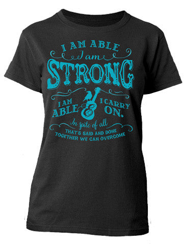 'I Am Able' Shirt