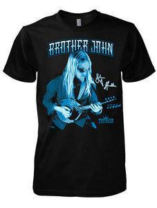 Brother John Mandolin Player Signature Shirt