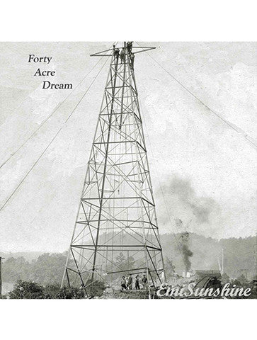 CD -- Forty Acre Dream **SIGNED** LIMITED EDITION