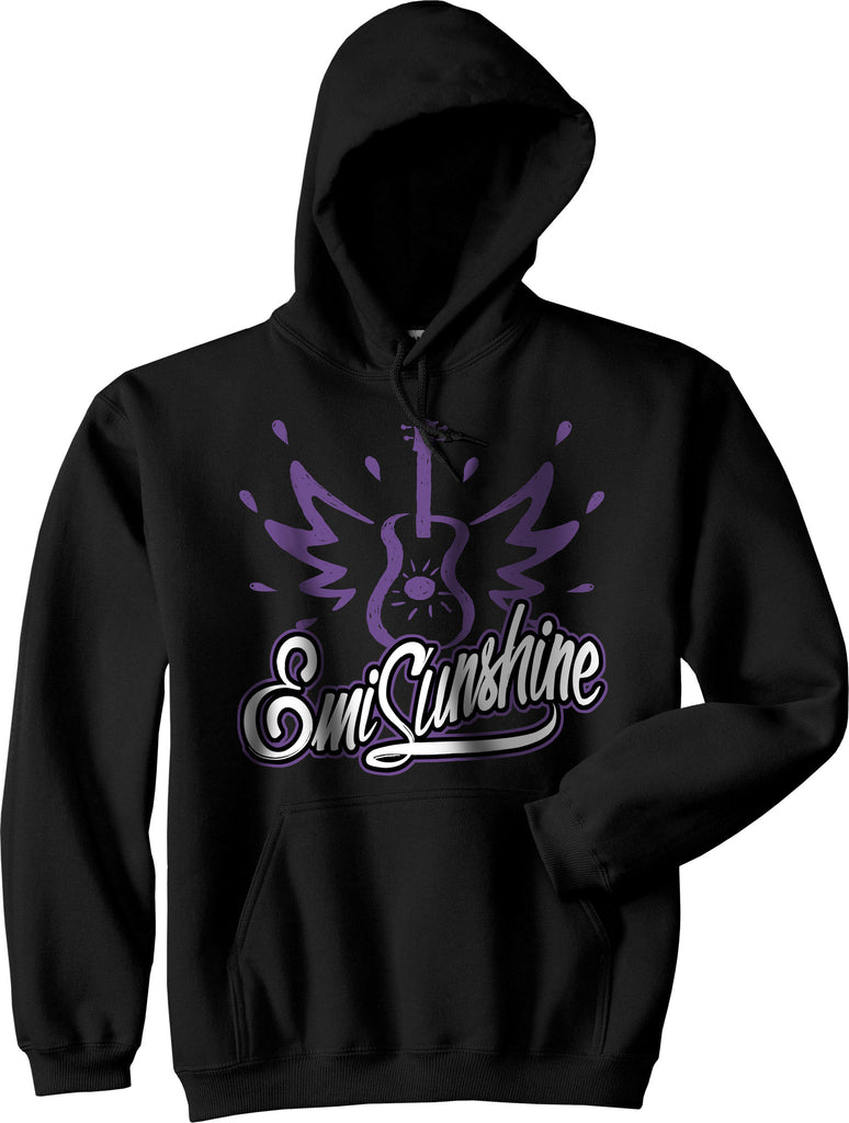 Pullover Hoodie Purple Design - 50% off while they last!!