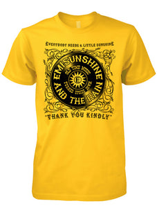 EmiSunshine & The Rain Tee - New for 2017!