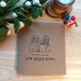 Sorry Jesus - Holiday Card
