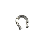 Lucky Horseshoe Lapel Pin