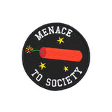 Menace to Society Patch