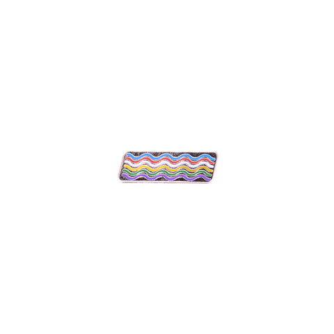 Waves Lapel Pin