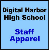 Digital Harbor Staff Apparel