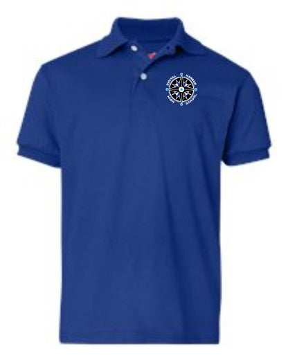 DHHS Unisex Adult 9th Grade Polo