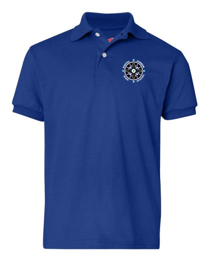 DHHS Youth Unisex 9th Grade Polo