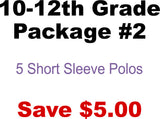 DHHS 10-12th Grade Package #2
