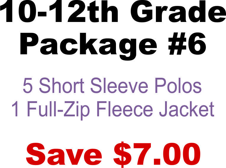 DHHS 10-12th Grade Package #6
