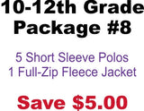 DHHS 10-12th Grade Package #8