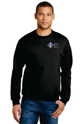 ACCE Unisex Adult Crewneck Sweatshirt (Embroidered)