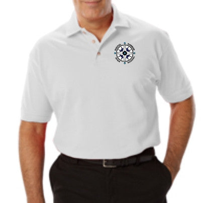 DHHS Men's Short Sleeve Polo