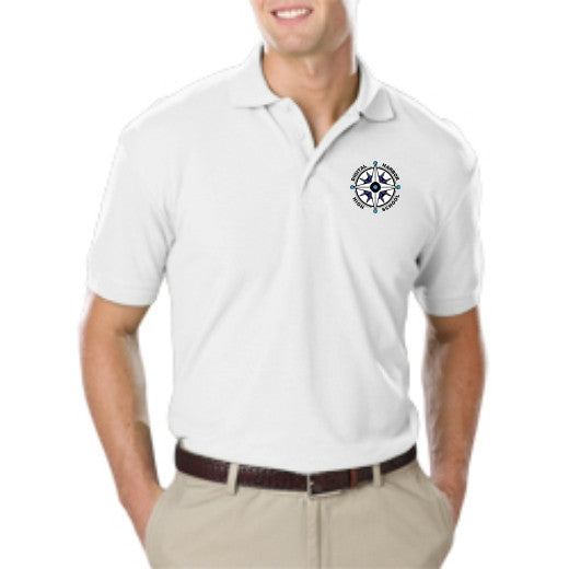 DHHS Men's Short Sleeve Value Polo