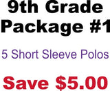 DHHS 9th Grade Package #1