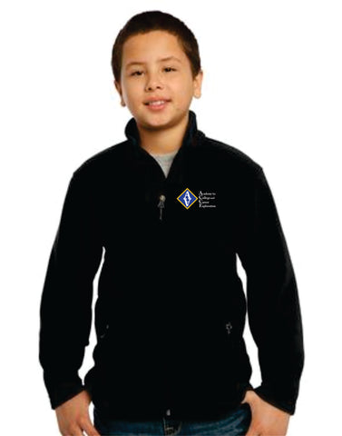 ACCE Youth Full Zip Jacket (Embroidered)