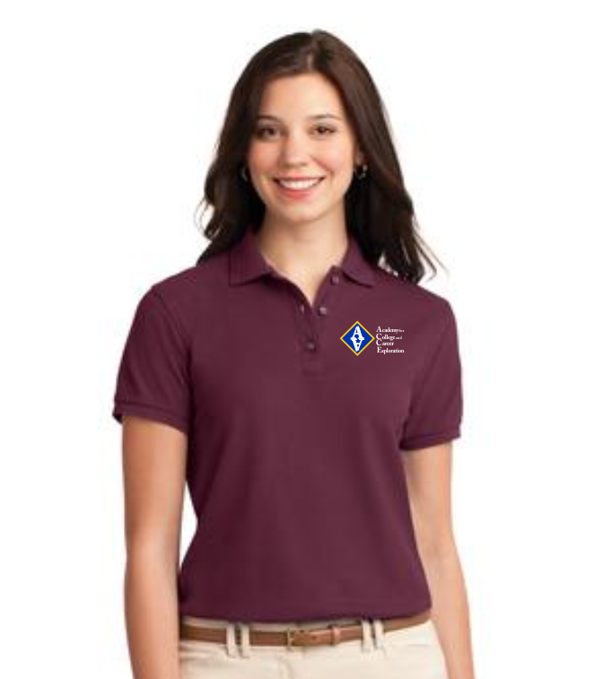 ACCE Ladies Short Sleeve Value Polo (Embroidered)