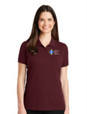 ACCE Ladies Short Sleeve Polo (Embroidered)