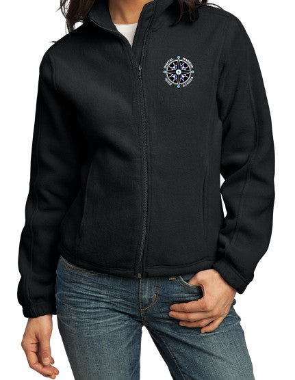 DHHS Ladies Fleece Full-Zip Jacket