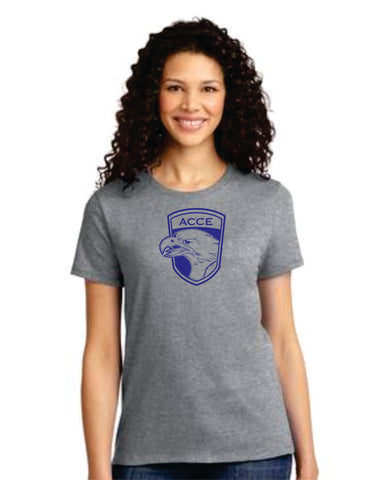 ACCE High Ladies Short Sleeve T-shirt (Screen Printed)
