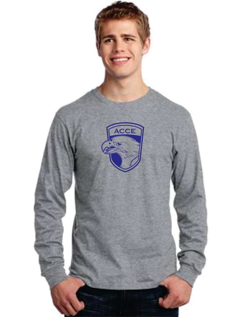 ACCE High Unisex Adult Long Sleeve T-shirt (Screen Printed)
