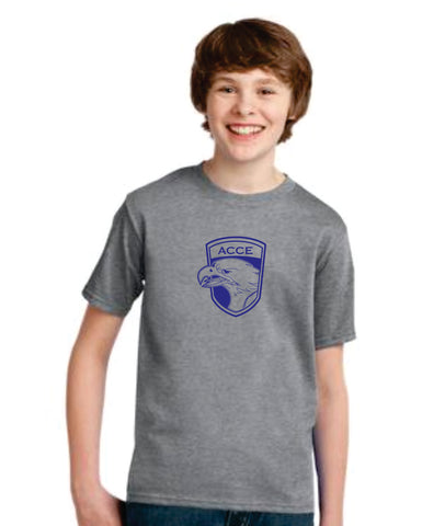 ACCE High Youth Short Sleeve T-shirt (Screen Print)