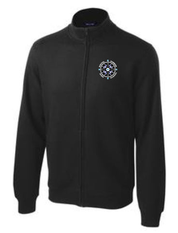 DHHS Unisex Full Zip Sweatshirt