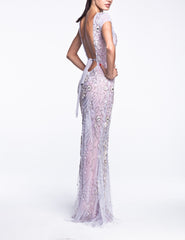 Liv Crystal Gown