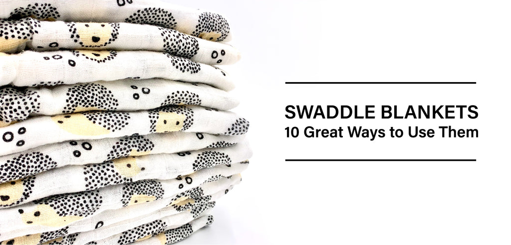 Buffalo & Bear Swaddle Blanket Blog