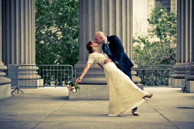 Best City Hall Wedding Florist Anissa Rae Flowers NYC